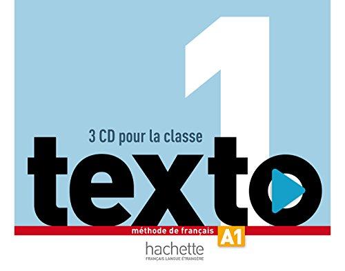 Texto 1 CD audio classe (x2