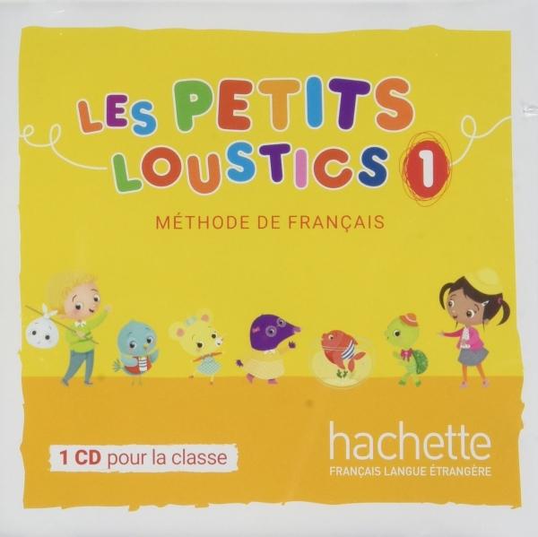 Les Petits Loustics 1 CD MP3 audio classe!!