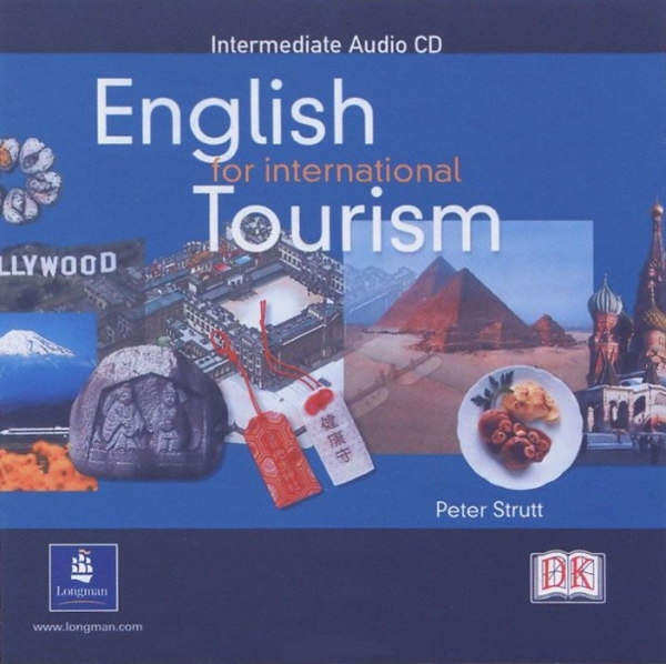English for International Tourism Intermediate Level Class Audio CDs (2) licen.