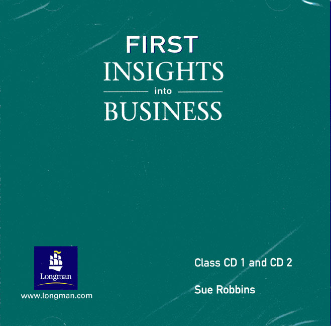 First Insights into Business Class Audio CDs (set of 2) licen.