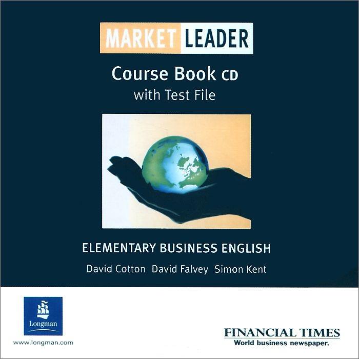 Market Leader Elementary Level Class Audio CD  licen.