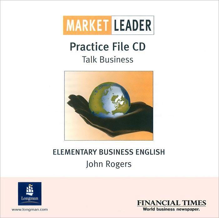 Market Leader Elementary Level Practice File CD licen.