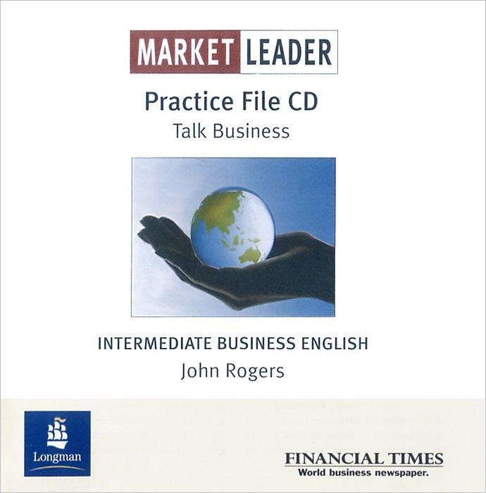 Market Leader Intermediate Practice File CD licen.