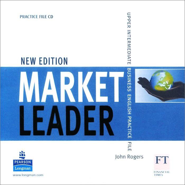 Market Leader New Edition Upper Intermediate Level Practice File CD licen.