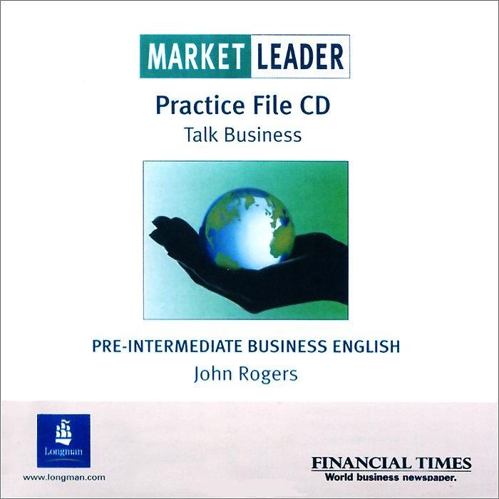 Market Leader Pre-Intermediate Practice File CD licen.