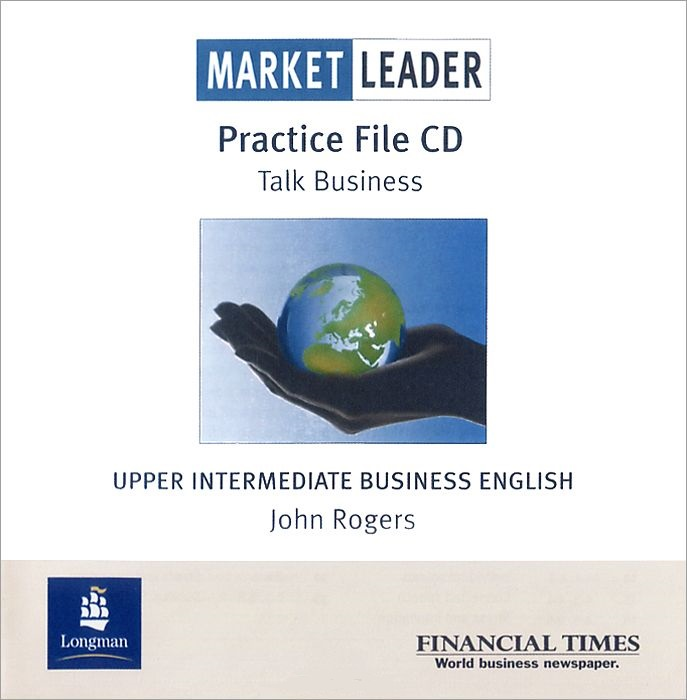 Market Leader Upper Intermediate Practice File CD licen.