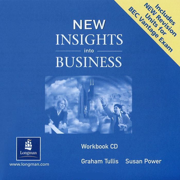 New Insights into Business Workbook (BEC) Audio CD licen.