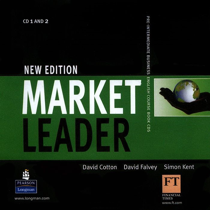 Market Leader New Edition Pre-Intermediate Level Class CD (2) licen.