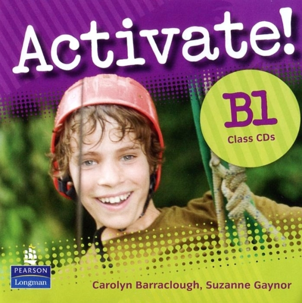Activate! B1 Level Class CDs (2) licen.