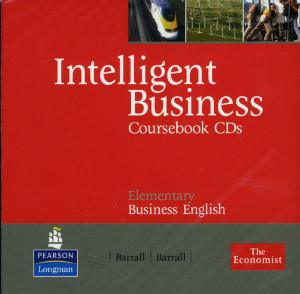 Intelligent Business Elementary Course Book Audio CDs (2) licen.
