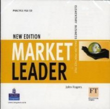 Market Leader New Edition Elementary Level Practice File CD licen.