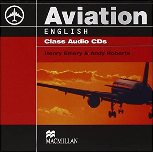 Aviation English Class Audio CD (2) licen.