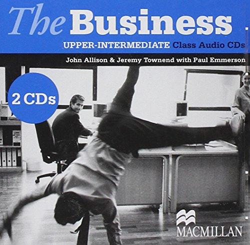 The Business Upper Intermediate Class Audio CD (2) licen.