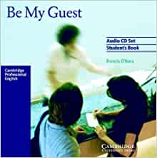Be My Guest Audio CDs (2) licen..