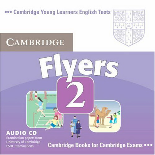 Cambridge Young Learners English Tests 2  Second edition Flyers 2 Audio CD licen.