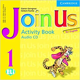 Join Us for English Level 1 Activity Book Audio CD licen.