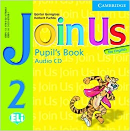 Join Us for English Level 2 Pupil's Book Audio CD licen.