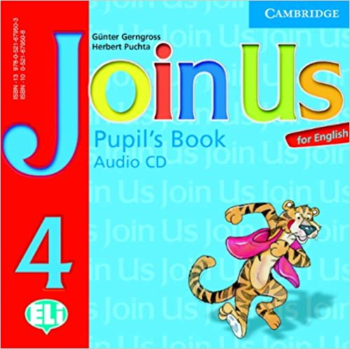 Join Us for English Level 4 Pupil's Book Audio CD licen.