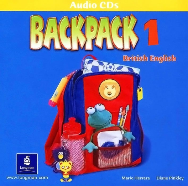 Backpack British English Level 1 Audio CD  licen.