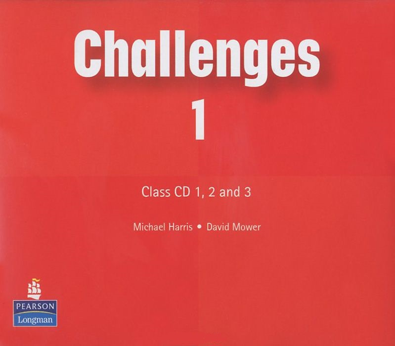 Challenges Level 1 Class Audio CD (3) licen.