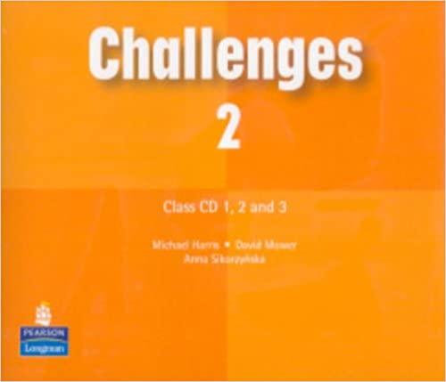 Challenges Level 2 Class Audio CD (3) licen.
