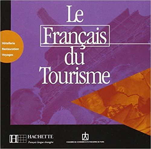 Le Francais du tourisme CD audio licen.