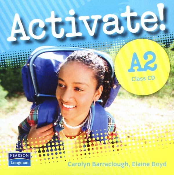 Activate! A2 Level Class CD licen.