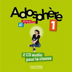 Adosphere 1 CD audio classe (x3) licen.