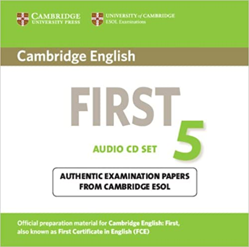C Eng First 5 Audio CDs(2) licen.
