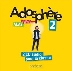 Adosphere 2 CD audio classe (2) licen.