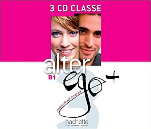 Alter Ego +B 1 CD audio classe (x3) licen.