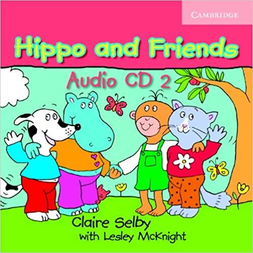 Hippo Friends 2 CD licen.