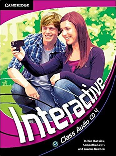 Interactive 4 Class CDs (3) licen.