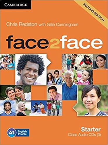 Face2Face 2Ed Starter Cl CD (3) licen.