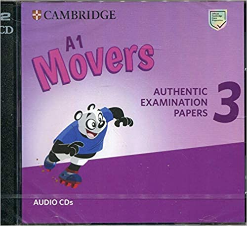 C Young LET NEW 3 Movers Audio CD лиц. х 2