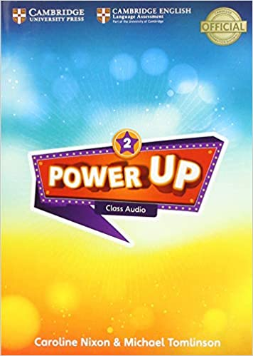 Power Up Class CD Level 2 лиц.х 4