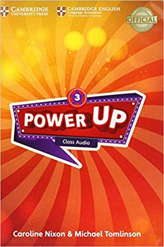 Power Up Class CD Level 3 лиц.х 4