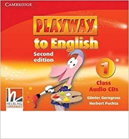 Playway to Eng New 2Ed 1 Cl CD x3 licen.