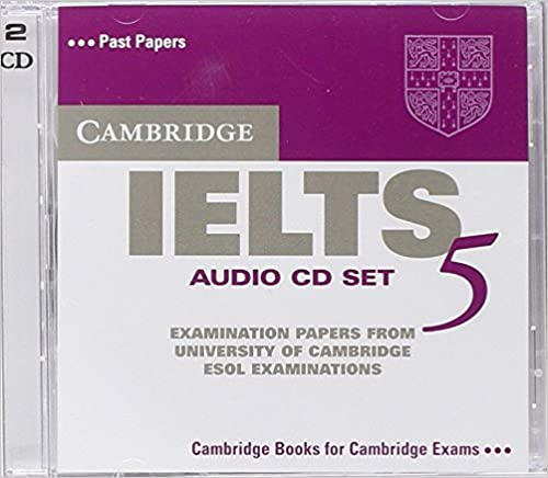 C IELTS 5 CD x2 licen.