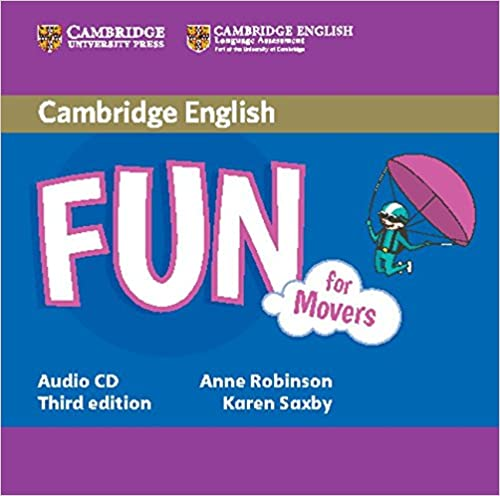 Fun for Starters, Movers and Flyers 3Ed Movers Aud CD лиценз.