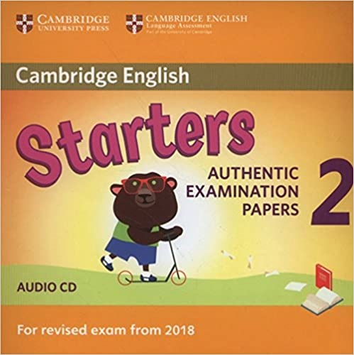 C Young LET NEW Starters 2 Audio CD лиц.