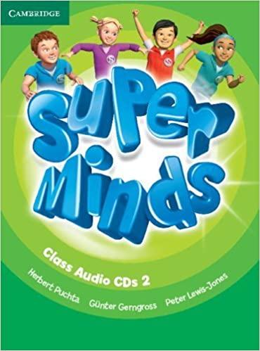 Super Minds 2 Class CDs (3) лцн