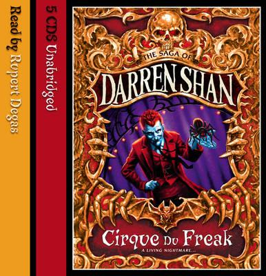 Cirque Du Freak  5CD (Complete and Unabridged)