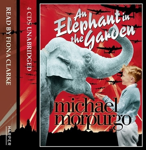 Elephant in the Garden, an (4CD, unabridged)