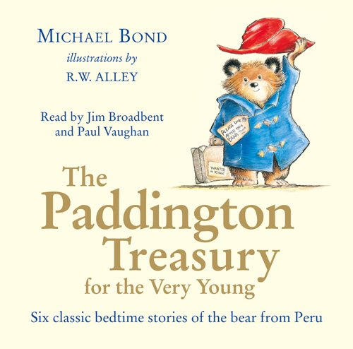 Paddington Treasury for the Very Young (CD) Unabridged