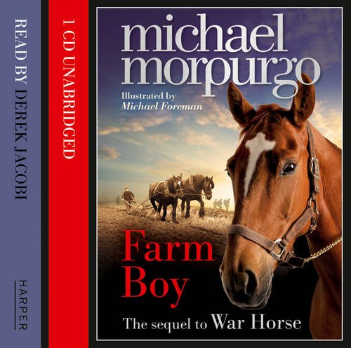 Farm Boy  1CD, unabridged