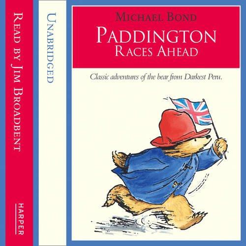 Paddington Races Ahead CD