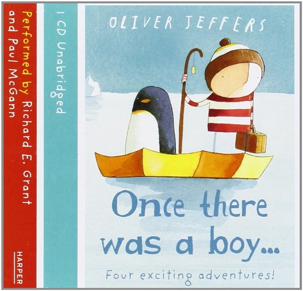 Once There Was a Boy…  1D, unabridged