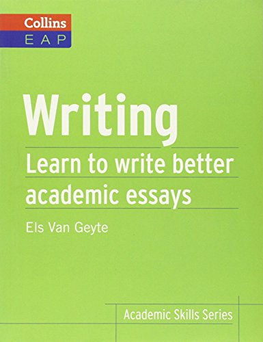 Academic Skills Series: Writing