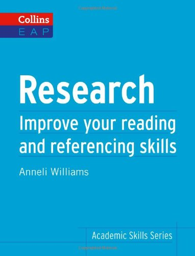 Academic Skills Series: Research